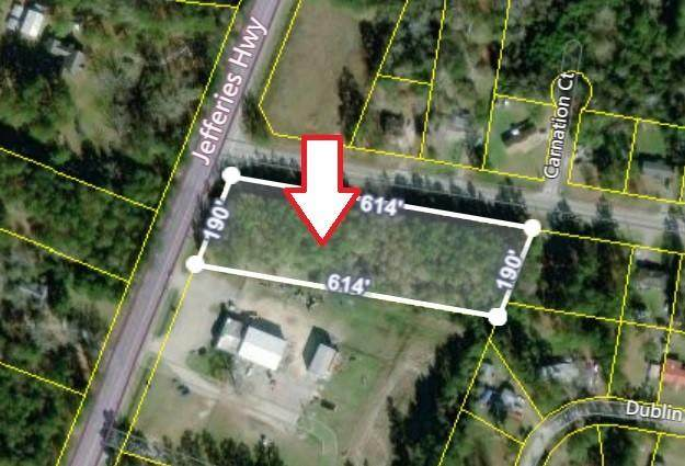 0 Industrial Road, Walterboro, SC 29488 (#21003852) :: The Cassina Group