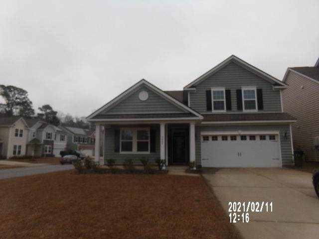 5225 American Holly Lane, Ladson, SC 29456 (#21004152) :: The Cassina Group