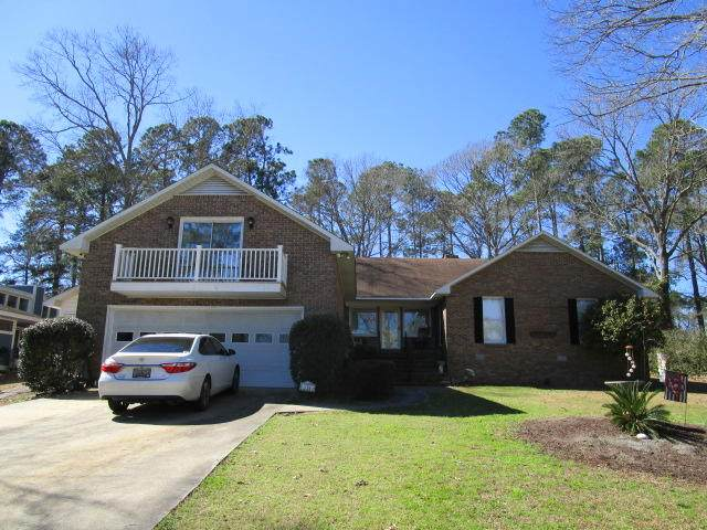 434 Santee Drive, Santee, SC 29142 (#21004648) :: The Cassina Group