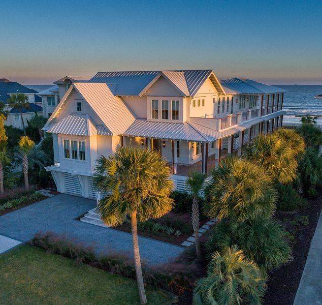 608 Ocean Boulevard, Isle Of Palms, SC 29451 (#21004658) :: The Cassina Group