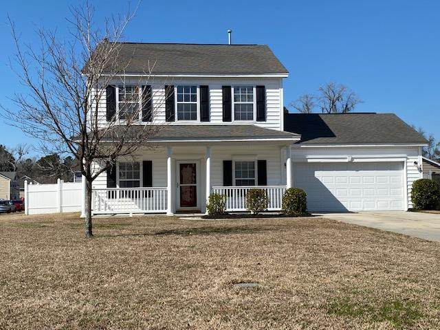 460 Blue Dragonfly Drive, Charleston, SC 29414 (#21005098) :: CHSagent, a Realty ONE team