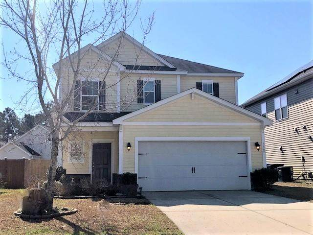 3565 Locklear Lane, Mount Pleasant, SC 29466 (#21005111) :: The Cassina Group