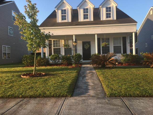 4813 W Red Maple Circle, Summerville, SC 29485 (#21005129) :: The Cassina Group