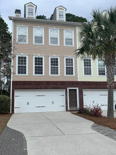 3520 Claremont Street, Mount Pleasant, SC 29466 (#21005400) :: The Cassina Group