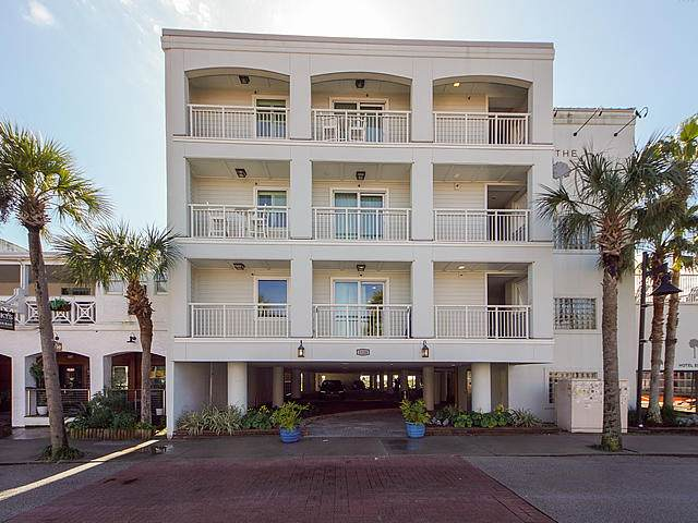 1126 Ocean Boulevard #329, Isle Of Palms, SC 29451 (#21005561) :: The Cassina Group