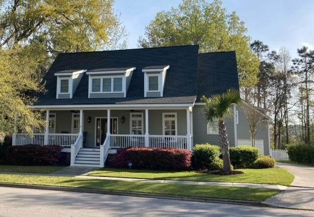 124 Beresford Creek Street, Charleston, SC 29492 (#21008509) :: Realty ONE Group Coastal
