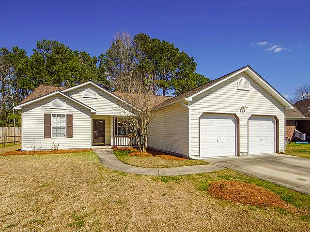 116 Mohican Circle, Summerville, SC 29483 (#21009231) :: The Cassina Group