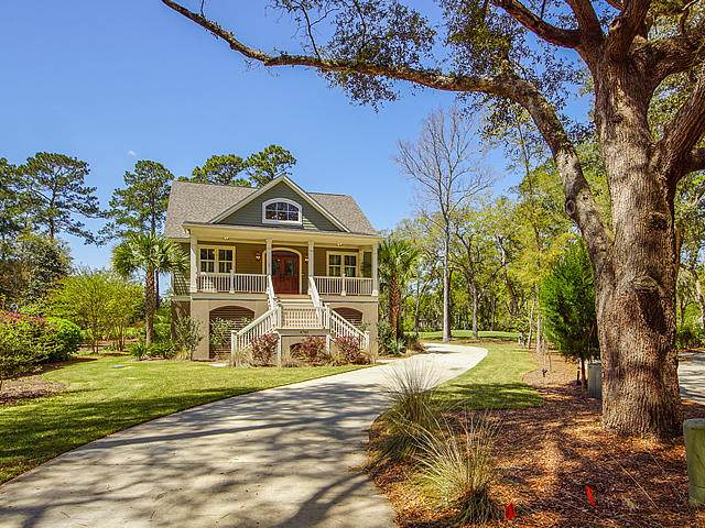 4795 Marshwood Drive, Hollywood, SC 29449 (#21009802) :: Realty ONE Group Coastal