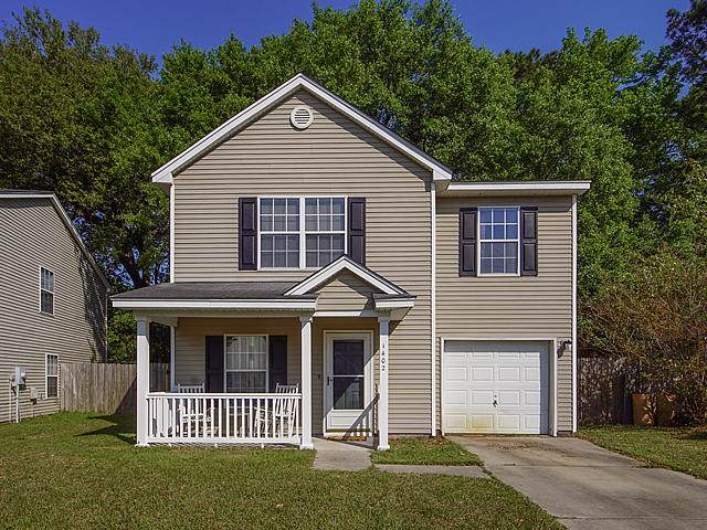 1402 Pinethicket Drive, Summerville, SC 29486 (#21009976) :: The Cassina Group