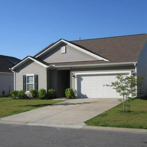 557 Mountain Laurel Circle, Goose Creek, SC 29445 (#21010108) :: The Gregg Team