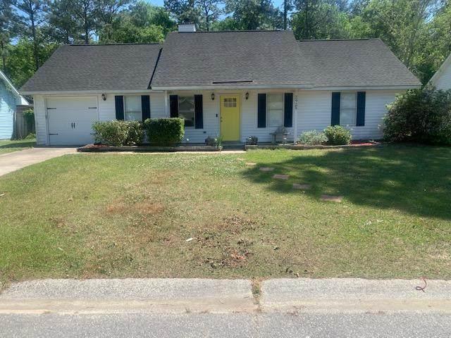 2925 Salamander Creek Lane, North Charleston, SC 29406 (#21010495) :: The Cassina Group