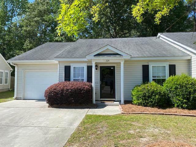 324 Reagan Drive, Summerville, SC 29486 (#21011286) :: Realty ONE Group Coastal