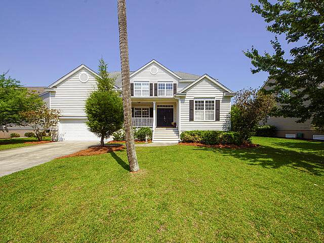 2792 Olympia Fields Lane, Mount Pleasant, SC 29466 (#21011963) :: The Gregg Team