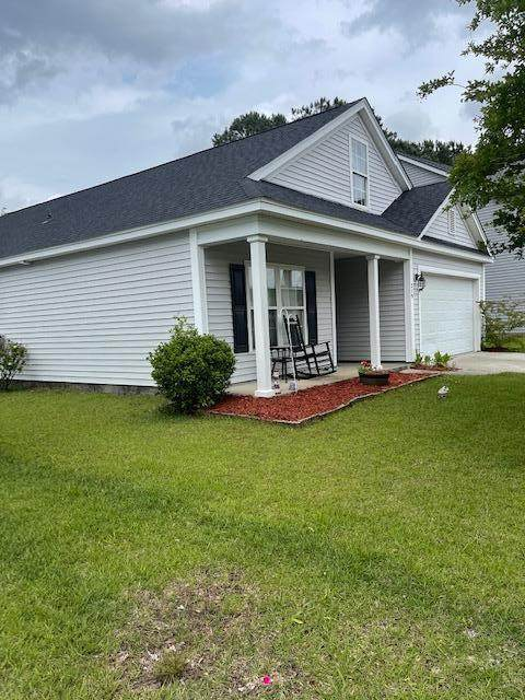 219 Maypop Drive, Goose Creek, SC 29445 (#21012182) :: Realty ONE Group Coastal