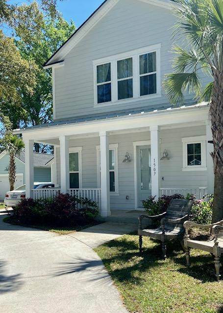 1507 Layback Alley, Charleston, SC 29412 (#21012288) :: Realty ONE Group Coastal