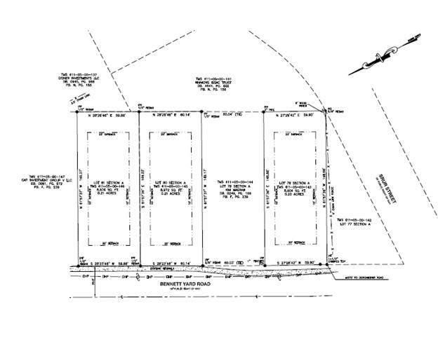 2606 Bennett Yard Road, North Charleston, SC 29405 (#21013883) :: The Gregg Team