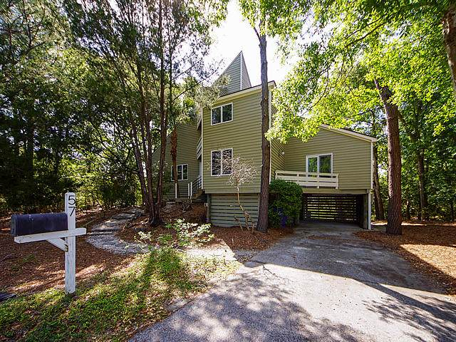 57 Seagrass Lane, Isle Of Palms, SC 29451 (#21014411) :: The Cassina Group