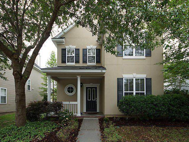 81 Cross Timbers Drive, Summerville, SC 29485 (#21015727) :: Realty ONE Group Coastal