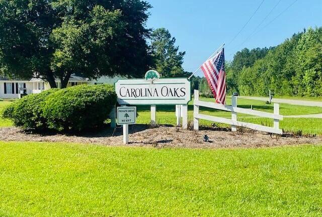 273 Carolina Oaks Road Road, Varnville, SC 29944 (#21015835) :: Realty ONE Group Coastal