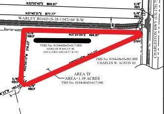 175 Warley Road, Orangeburg, SC 29115 (#21015850) :: The Cassina Group