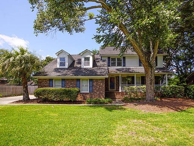 1906 Ashley Hall Road, Charleston, SC 29407 (#21018972) :: Realty ONE Group Coastal