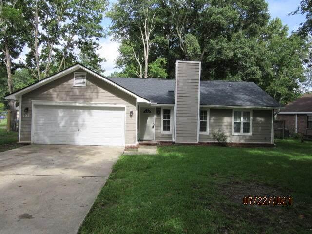 102 Camellia Road, Goose Creek, SC 29445 (#21019925) :: Realty ONE Group Coastal
