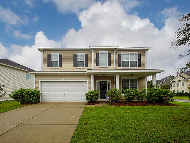100 Tin Can Alley, Summerville, SC 29483 (#21020786) :: The Cassina Group