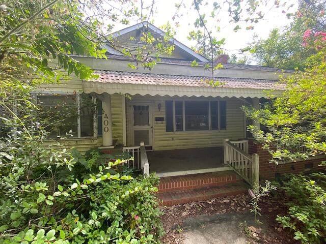 400 N Parler Avenue, Saint George, SC 29477 (#21025084) :: Hergenrother Realty Group