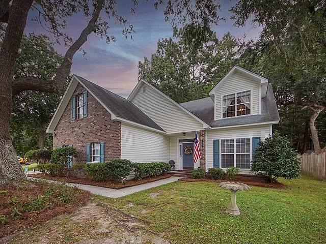 5452 Roxbury Drive, North Charleston, SC 29418 (#21025509) :: Flanagan Home Team