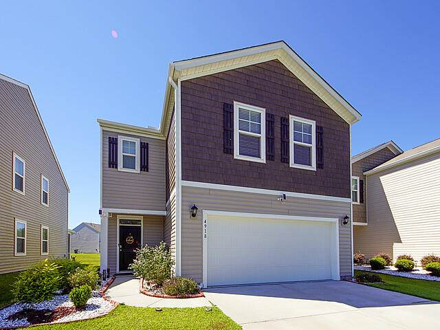 4918 Paddy Field Way, Ladson, SC 29456 (#21026138) :: Realty ONE Group Coastal
