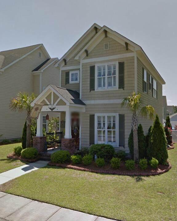 119 Foxglove Avenue, Summerville, SC 29483 (#21026233) :: The Cassina Group