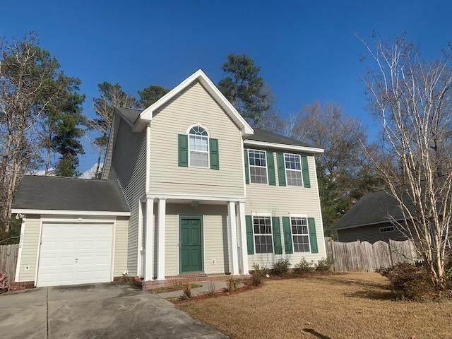 5372 Tidewater Drive, North Charleston, SC 29420 (#21027249) :: Flanagan Home Team
