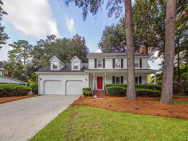 212 King Charles Circle, Summerville, SC 29485 (#21027980) :: The Cassina Group