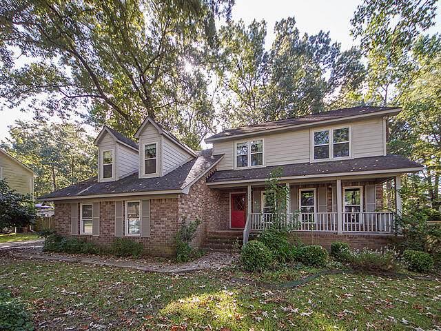 118 Plantation Drive, Summerville, SC 29485 (#21028150) :: Flanagan Home Team