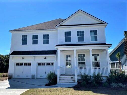 1448 Rivers Cotton Road, Charleston, SC 29412 (MLS #21028189) :: The Infinity Group