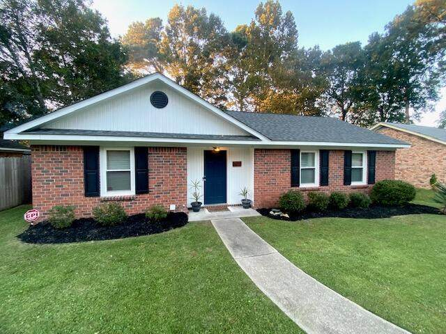 1670 Pierpont Avenue, Charleston, SC 29414 (#21028406) :: Hergenrother Realty Group
