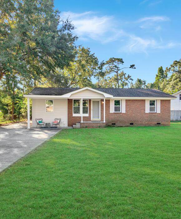 106 Old Back River Road, Goose Creek, SC 29445 (MLS #21028412) :: The Infinity Group