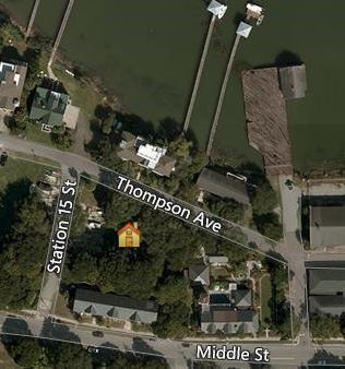 1501 Thompson Avenue, Sullivans Island, SC 29482 (#17007614) :: The Cassina Group