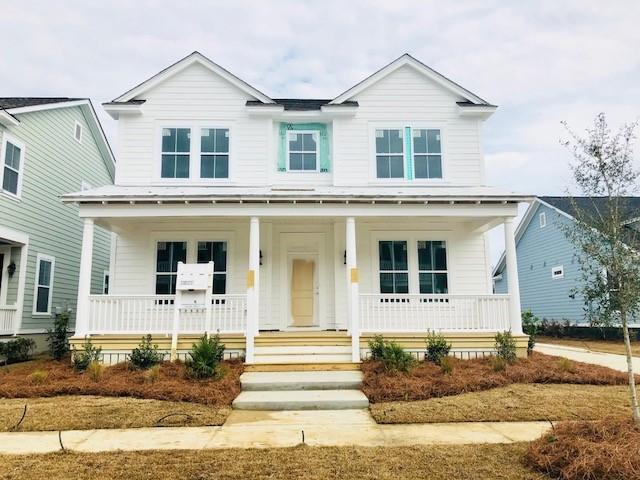 1498 Bourne Crossing, Mount Pleasant, SC 29466 (#18003532) :: The Cassina Group