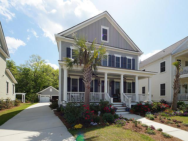 3886 Fifle Street, Mount Pleasant, SC 29466 (#18011919) :: The Cassina Group