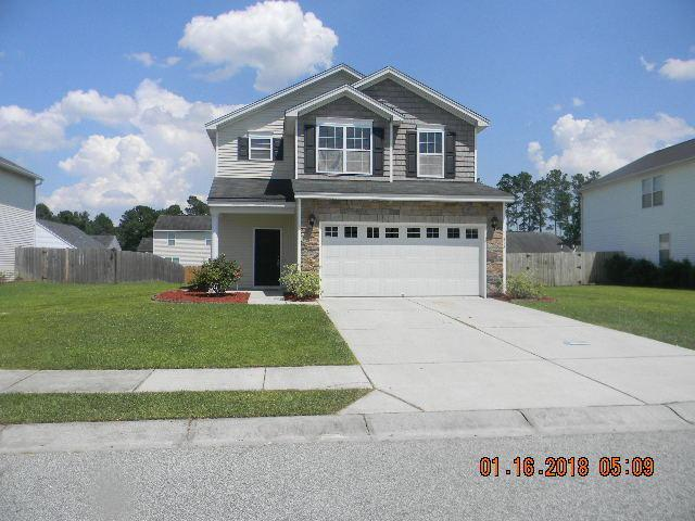 413 Watershed Drive, Goose Creek, SC 29445 (#18017448) :: The Cassina Group