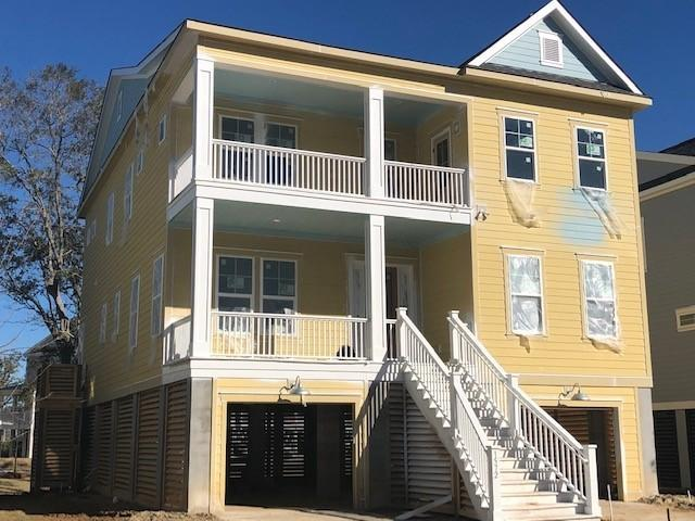 1572 Red Tide Road, Mount Pleasant, SC 29466 (#18032620) :: The Cassina Group