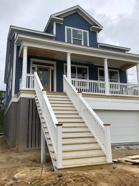 1095 Oak Bluff Avenue, Charleston, SC 29492 (#19004004) :: The Cassina Group