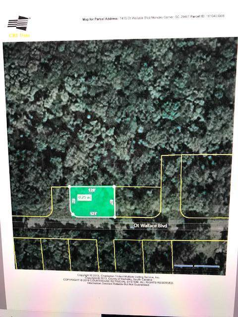 1415 Ot Wallace Boulevard, Moncks Corner, SC 29461 (#19021517) :: The Cassina Group