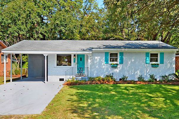 1138 Sherwood Street, North Charleston, SC 29405 (#19028331) :: The Cassina Group
