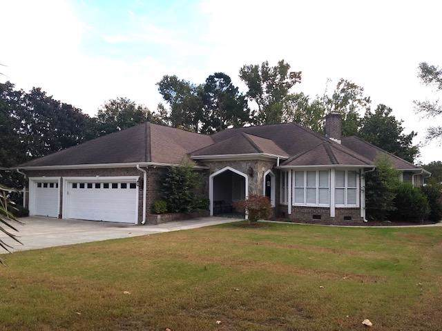 4 Plantation Drive, Manning, SC 29102 (#19029666) :: The Cassina Group