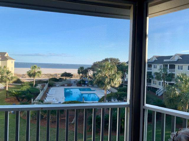 9000 Palmetto Drive 303 D, Isle Of Palms, SC 29451 (#19034208) :: The Cassina Group