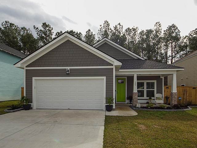 100 Brightwood Drive, Huger, SC 29450 (#20005221) :: The Cassina Group
