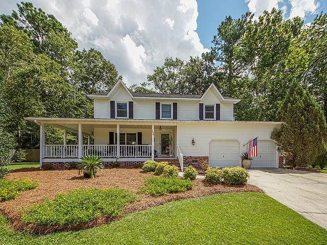 106 Old Post Circle, Goose Creek, SC 29445 (#20020539) :: The Cassina Group