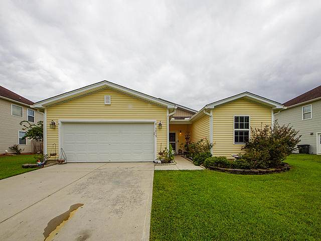 1215 Woodsage Drive, Hanahan, SC 29410 (#20024190) :: The Cassina Group